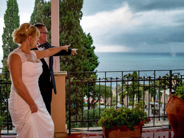 Il matrimonio di Shannon e Natalie a Taormina, Messina 11