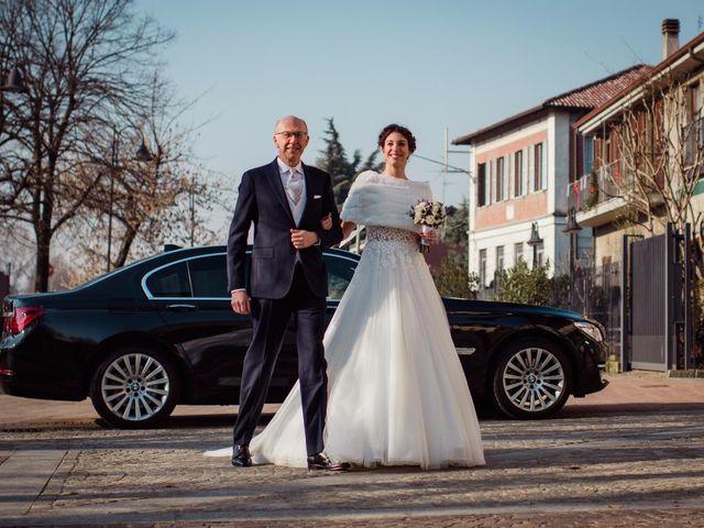 Il matrimonio di Jacopo e Nicole a Peschiera Borromeo, Milano 26