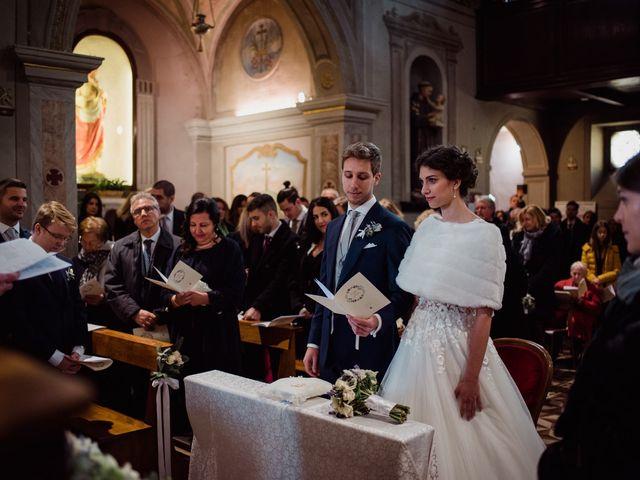 Il matrimonio di Jacopo e Nicole a Peschiera Borromeo, Milano 32
