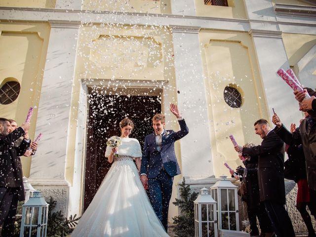 Il matrimonio di Jacopo e Nicole a Peschiera Borromeo, Milano 40