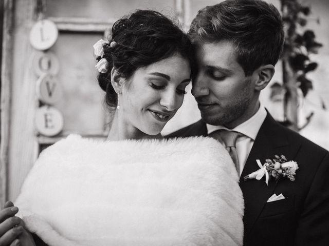 le nozze di Nicole e Jacopo