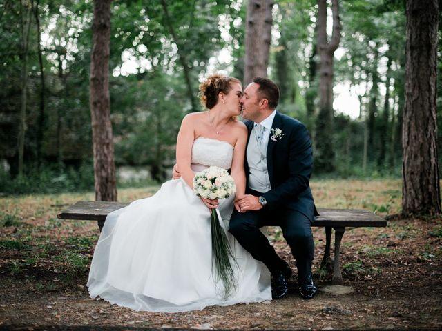 Le nozze di Maria Cristina e Matteo