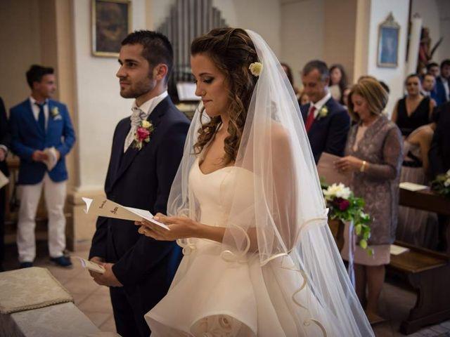 Il matrimonio di Federico e Agnese a Fidenza, Parma 42