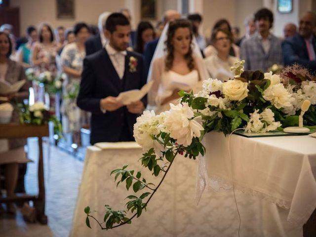 Il matrimonio di Federico e Agnese a Fidenza, Parma 43