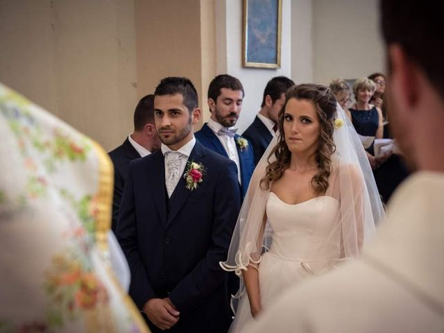 Il matrimonio di Federico e Agnese a Fidenza, Parma 44