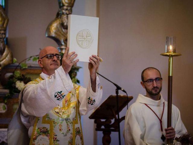 Il matrimonio di Federico e Agnese a Fidenza, Parma 45