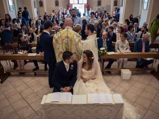Il matrimonio di Federico e Agnese a Fidenza, Parma 55
