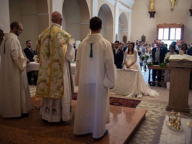 Il matrimonio di Federico e Agnese a Fidenza, Parma 58