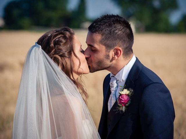 Il matrimonio di Federico e Agnese a Fidenza, Parma 76