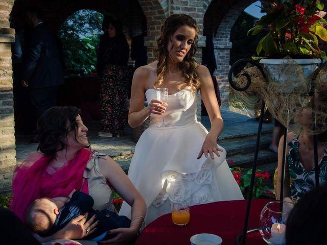 Il matrimonio di Federico e Agnese a Fidenza, Parma 84
