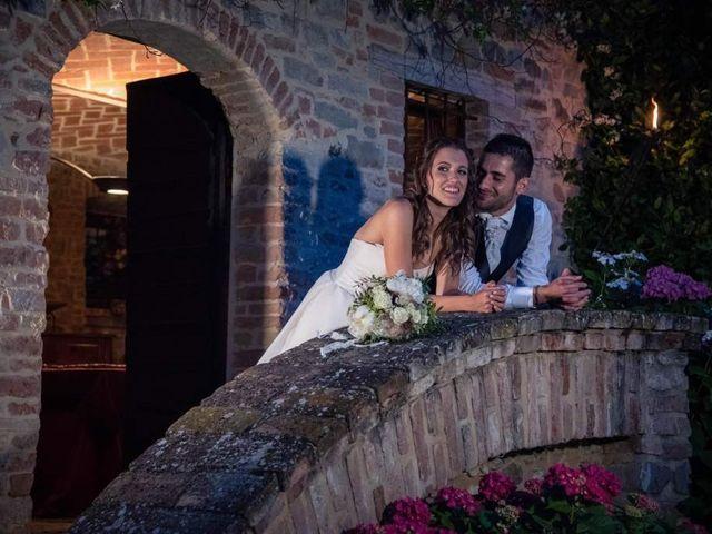 Il matrimonio di Federico e Agnese a Fidenza, Parma 93