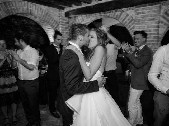 Il matrimonio di Federico e Agnese a Fidenza, Parma 110