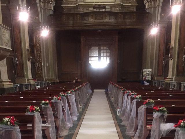 Il matrimonio di Costantino  e Elvira  a Venaria Reale, Torino 4