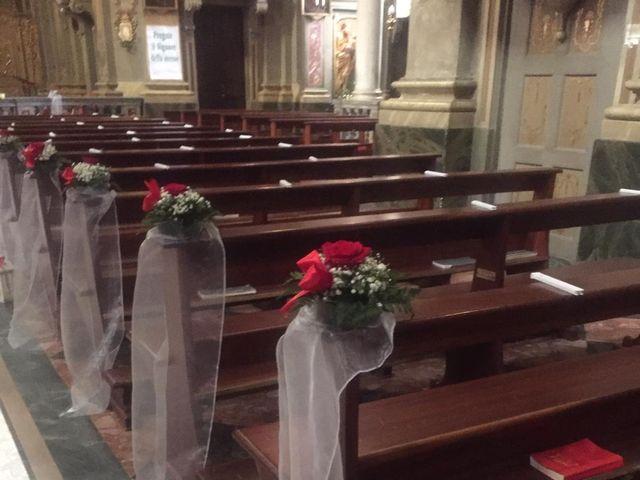 Il matrimonio di Costantino  e Elvira  a Venaria Reale, Torino 6