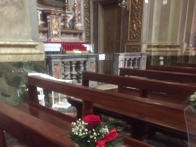 Il matrimonio di Costantino  e Elvira  a Venaria Reale, Torino 7