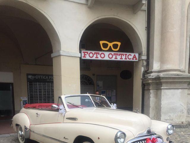 Il matrimonio di Costantino  e Elvira  a Venaria Reale, Torino 9
