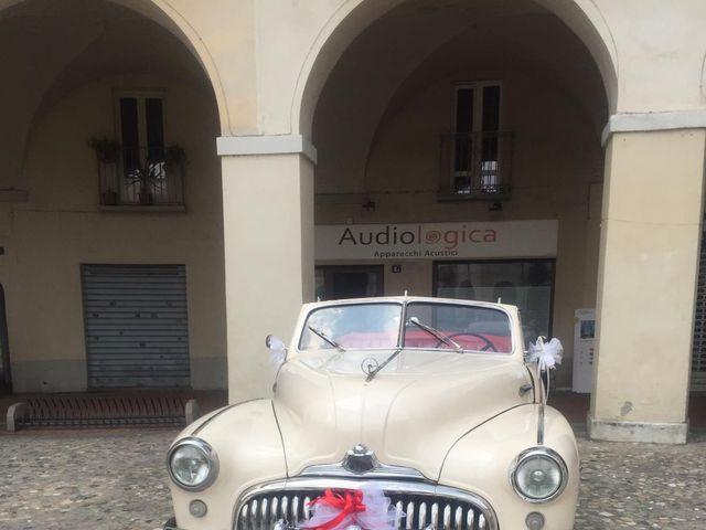 Il matrimonio di Costantino  e Elvira  a Venaria Reale, Torino 11