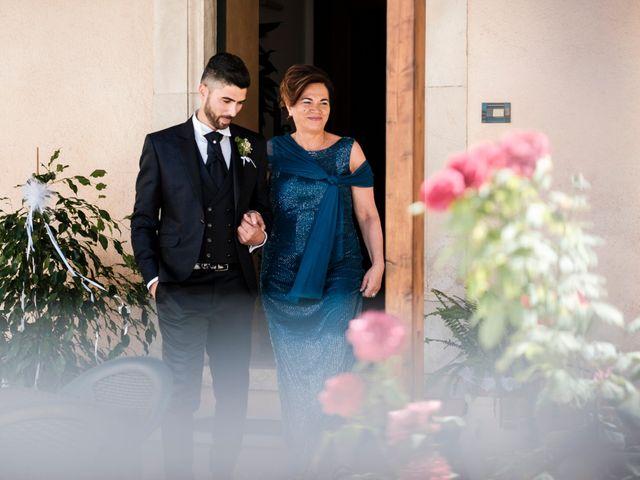 Il matrimonio di Davide e Francesca a Tocco da Casauria, Pescara 6