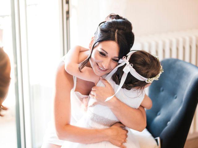 Il matrimonio di Davide e Francesca a Tocco da Casauria, Pescara 9