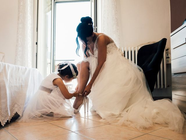 Il matrimonio di Davide e Francesca a Tocco da Casauria, Pescara 10