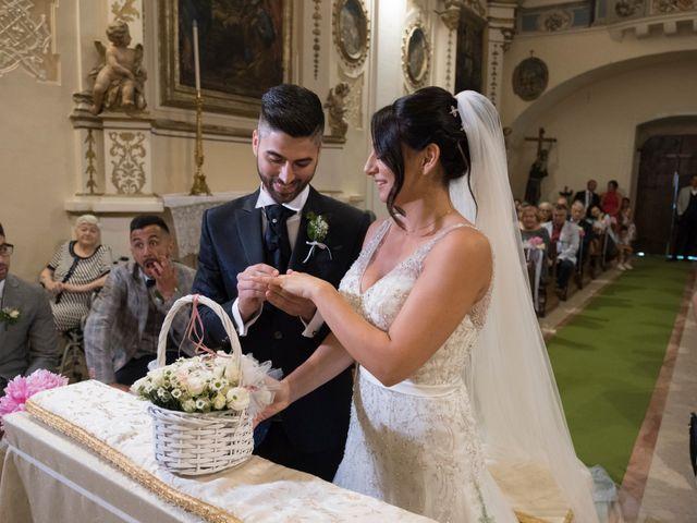 Il matrimonio di Davide e Francesca a Tocco da Casauria, Pescara 15