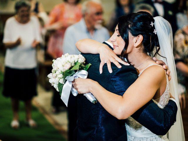 Il matrimonio di Davide e Francesca a Tocco da Casauria, Pescara 16