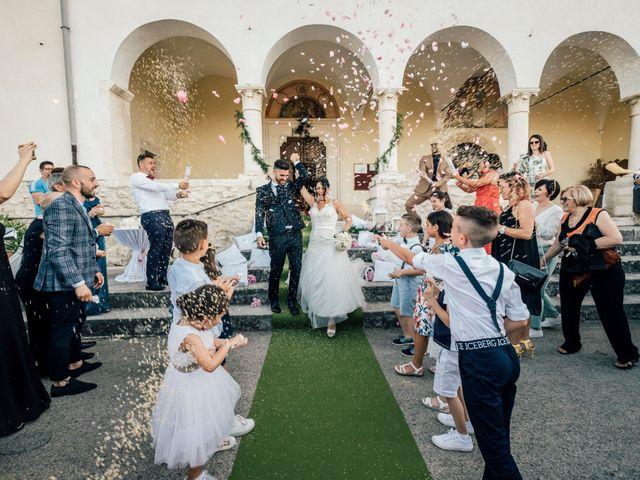 Il matrimonio di Davide e Francesca a Tocco da Casauria, Pescara 17