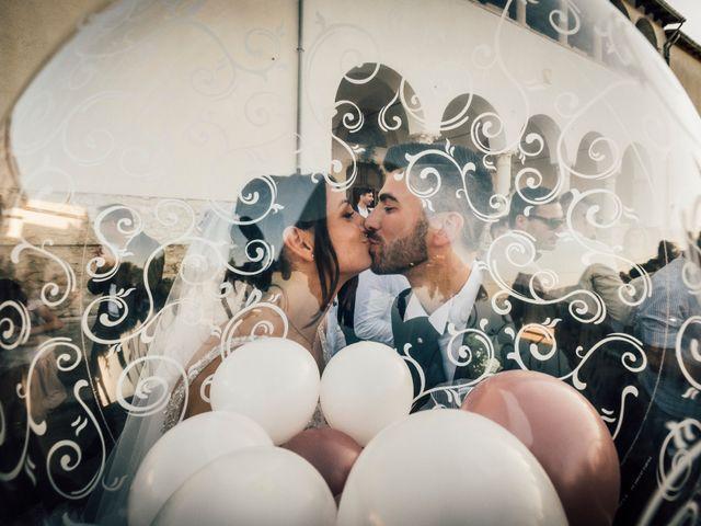 Il matrimonio di Davide e Francesca a Tocco da Casauria, Pescara 18