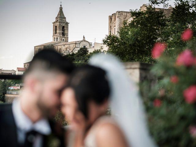 Il matrimonio di Davide e Francesca a Tocco da Casauria, Pescara 20