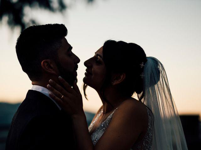 Il matrimonio di Davide e Francesca a Tocco da Casauria, Pescara 21