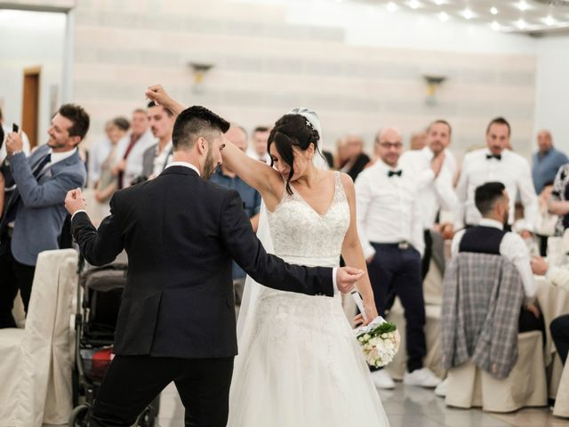 Il matrimonio di Davide e Francesca a Tocco da Casauria, Pescara 23