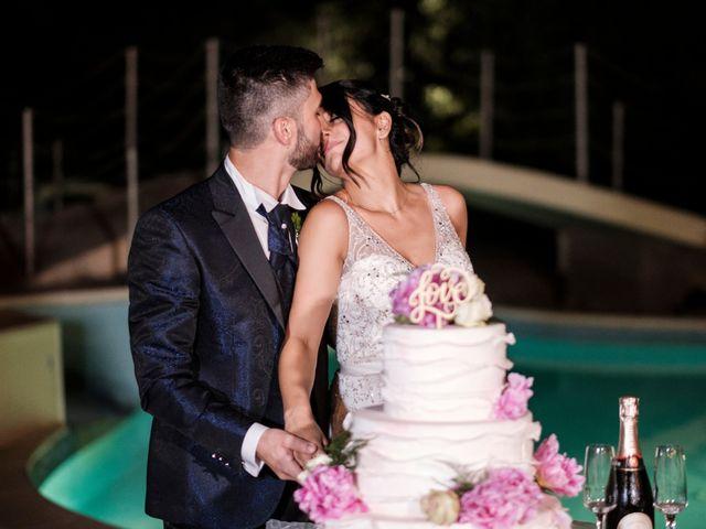 Il matrimonio di Davide e Francesca a Tocco da Casauria, Pescara 26