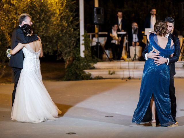 Il matrimonio di Davide e Francesca a Tocco da Casauria, Pescara 25