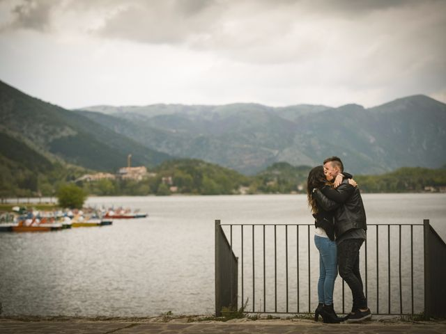 Il matrimonio di Sante e Francesca a Bussi sul Tirino, Pescara 4