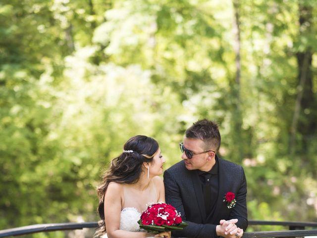 Il matrimonio di Sante e Francesca a Bussi sul Tirino, Pescara 30