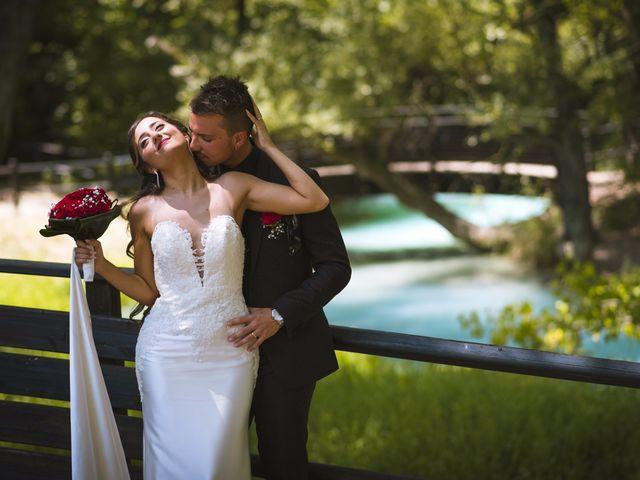 Il matrimonio di Sante e Francesca a Bussi sul Tirino, Pescara 31