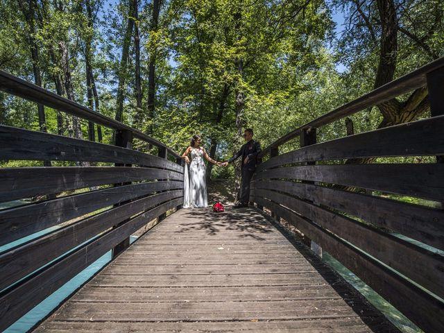 Il matrimonio di Sante e Francesca a Bussi sul Tirino, Pescara 32