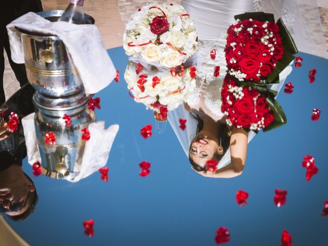 Il matrimonio di Sante e Francesca a Bussi sul Tirino, Pescara 34