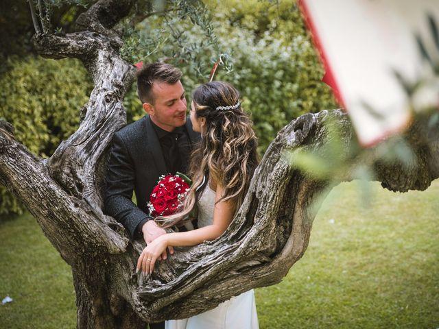 Il matrimonio di Sante e Francesca a Bussi sul Tirino, Pescara 35
