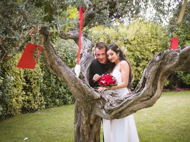 Il matrimonio di Sante e Francesca a Bussi sul Tirino, Pescara 36