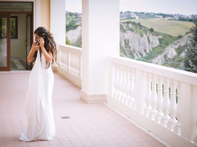 Il matrimonio di Sante e Francesca a Bussi sul Tirino, Pescara 37