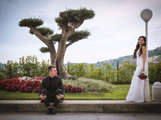 Il matrimonio di Sante e Francesca a Bussi sul Tirino, Pescara 38