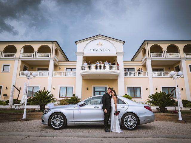 Il matrimonio di Sante e Francesca a Bussi sul Tirino, Pescara 39