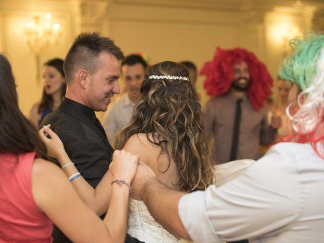 Il matrimonio di Sante e Francesca a Bussi sul Tirino, Pescara 41
