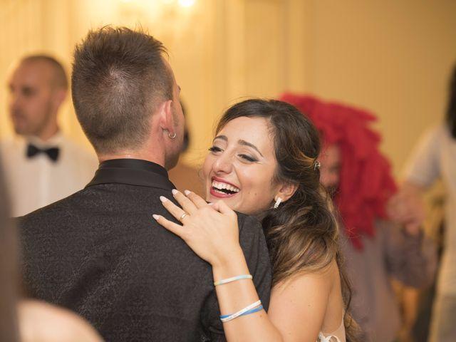Il matrimonio di Sante e Francesca a Bussi sul Tirino, Pescara 43