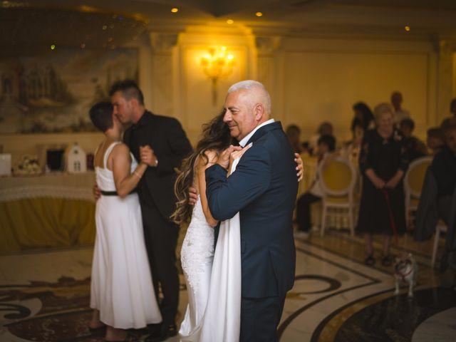 Il matrimonio di Sante e Francesca a Bussi sul Tirino, Pescara 49