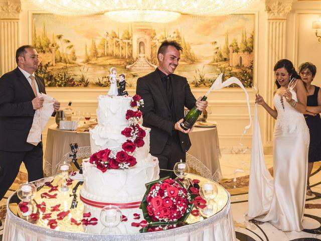 Il matrimonio di Sante e Francesca a Bussi sul Tirino, Pescara 50