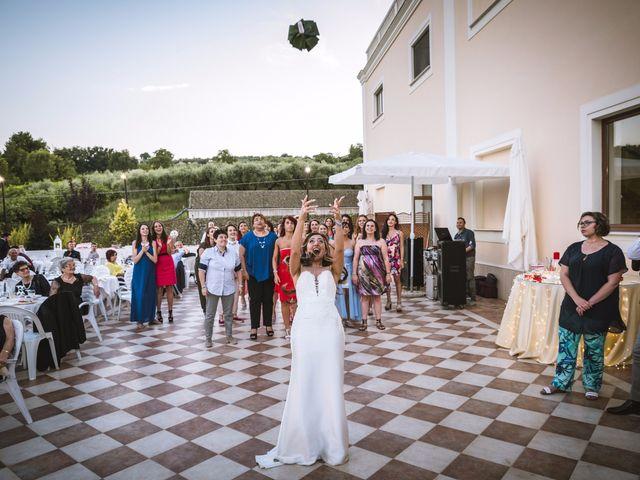 Il matrimonio di Sante e Francesca a Bussi sul Tirino, Pescara 51