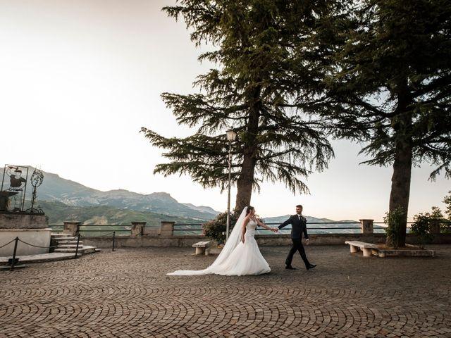 Il matrimonio di Davide e Francesca a Tocco da Casauria, Pescara 22