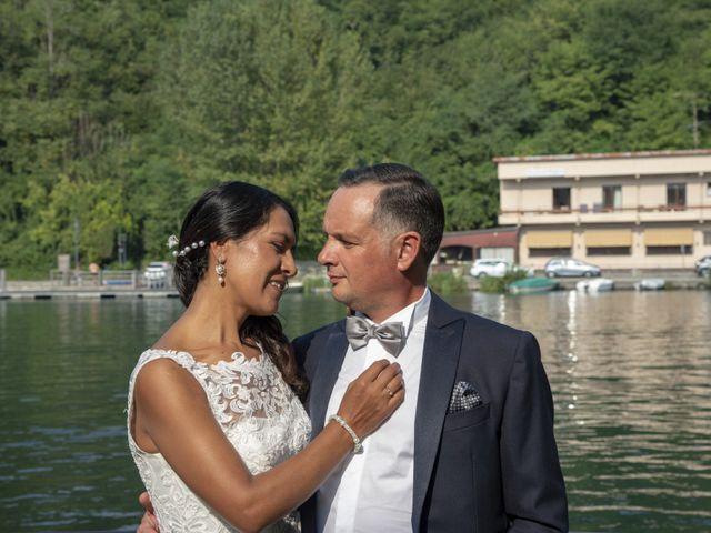 Le nozze di Carmen e Gianfranco